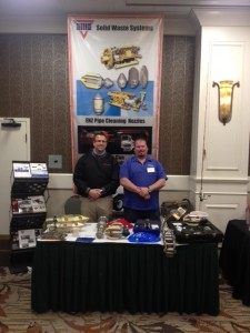 SWS Attends 46th Annual Sewer Maintenance School