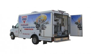 SWS are Now Distributing RapidView IBAK Sewer Inspection Vans!