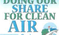 Doing Our Share for Clean Air Award